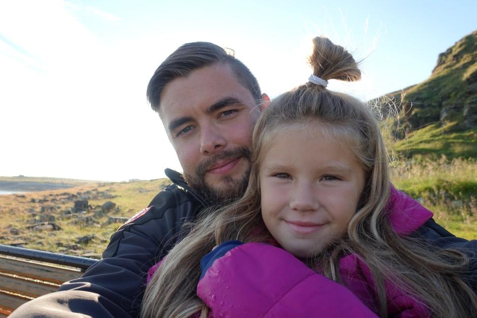 Meg og Molly Ekkerøy 2017